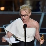 Patricia Arquette gana el Oscar a Mejor actriz de reparto