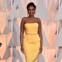 Jennifer Hudson en la alfombra roja de los Oscar 2015