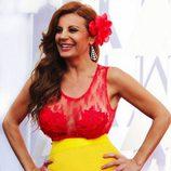 Sonia Monroy en los Oscar 2015