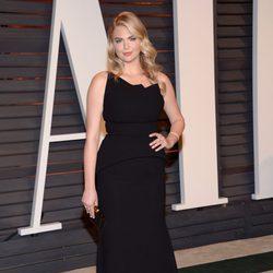 Kate Upton en la fiesta Vanity Fair tras los Oscar 2015