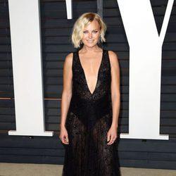 Malin Akerman en la fiesta Vanity Fair tras los Oscar 2015