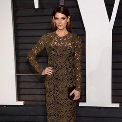 Ashley Greene en la fiesta Vanity Fair tras los Oscar 2015
