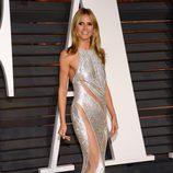 Heidi Klum en la fiesta Vanity Fair tras los Oscar 2015