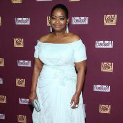 Octavia Spencer en la fiesta de Fox tras los Oscar 2015