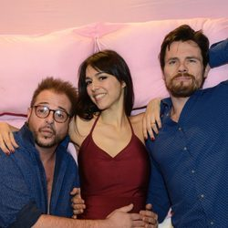 Roger Pera, Cristina Brondo y Octavi Pujades protagonizan 'Orgasmos. La Comedia'