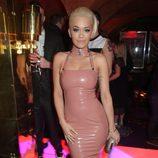 Rita Ora en la fiesta ofrecida por Madonna tras la entrega de los Brit Awards 2015