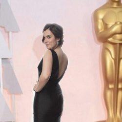 Anna Allen y su falsa fotografía en los Oscar 2015