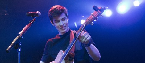 Shawn Mendes interpreta uno de sus temas en Madrid