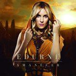 Portada de 'Amanecer', canción con la que Edurne representará a España en Eurovisión 2015