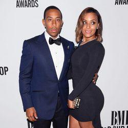 Ludacris y Eudoxie Agnan en los premios BMI R&B/Hip-Hop Awards 2014