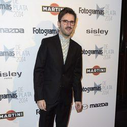 Julián López en la entrega de los Fotogramas de Plata 2014