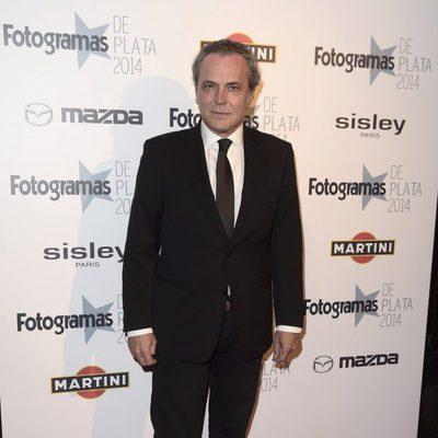José Coronado en la entrega en los Fotogramas de Plata 2014