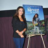 Eva Longoria en la presentación de 'The Harvest (La Cosecha)' en Beverly Hils
