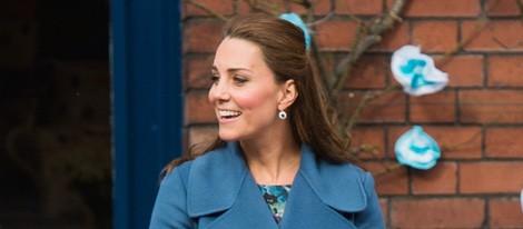 Kate Middleton visita la fábrica de Emma Bridgewater