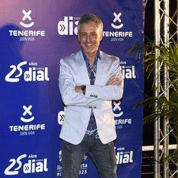 Sergio Dalma en los Premios Cadena Dial 25 Aniversario