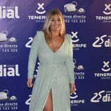 Amaia Montero en los Premios Cadena Dial 25 Aniversario