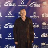 Miguel Bosé en los Premios Cadena Dial 25 Aniversario