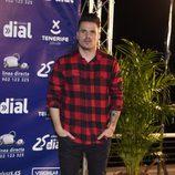 Dani Martín en los Premios Cadena Dial 25 Aniversario