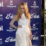 Marta Sánchez en los Premios Cadena Dial 25 Aniversario