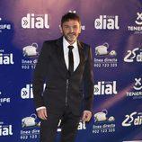 Fernando Tejero en los Premios Cadena Dial 25 Aniversario