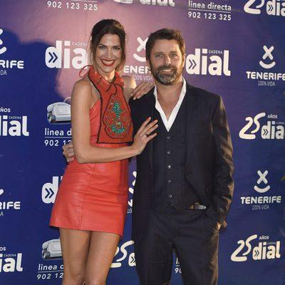 Laura Sánchez y David Ascanio en los Premios Cadena Dial 25 Aniversario
