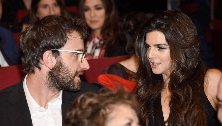 Dani Rovira y Clara Lago en la entrega de los Premios Unión de Actores 2015
