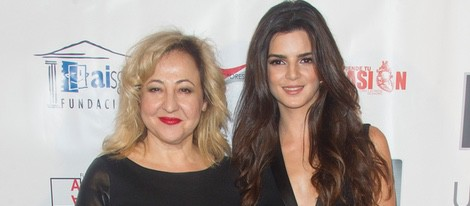Carmen Machi y Clara Lago en la entrega de los Premios Unión de Actores 2015