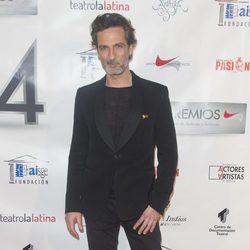 Ernesto Alterio en la entrega de los Premios Unión de Actores 2015