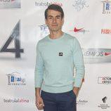 Daniel Muriel en la entrega de los Premios Unión de Actores 2015