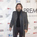 Antonio de la Torre en la entrega de los Premios Unión de Actores 2015