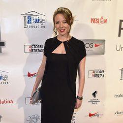 Ainhoa Santamaría en la entrega de los Premios Unión de Actores 2015