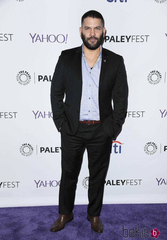 Guillermo Diaz en el PaleyFest 2015