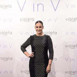Vicky Martín Berrocal presenta su colección 'V in V' para Violeta by Mango