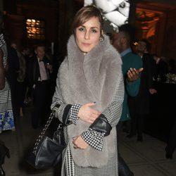 Noomi Rapace en la inauguración de la exposición de Alexander McQueen en Londres