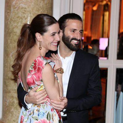 Raquel Sánchez Silva y Matías Dumont en los Premios AD 2015