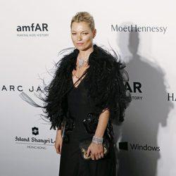 Kate Moss en la gala amfAR 2015 de Hong Kong