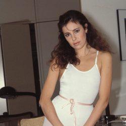 Ana Obregón, toda una bailarina en la década de los ochenta