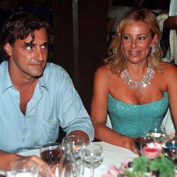 Ana Obregón y Jorge Juste viven un largo romance en los noventa