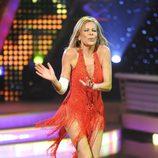 Ana Obregón a su paso por el programa '¡Mira quién baila!'