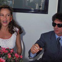 Ana Obregón comenzó una relación con Alessandro Lecquio en 1991