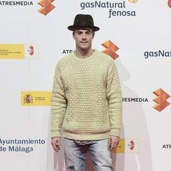 Luis Fernández en la presentación del Festival de Málaga 2015