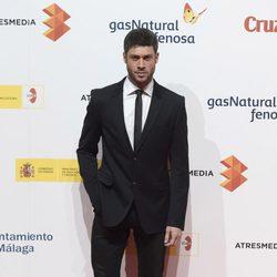 José Lamuño en la presentación del Festival de Málaga 2015