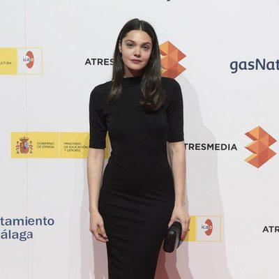 Ana Rujas en la presentación del Festival de Málaga 2015