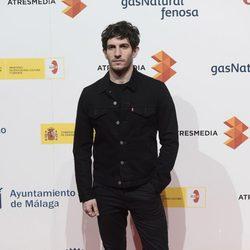 Quim Gutiérrez en la presentación del Festival de Málaga 2015