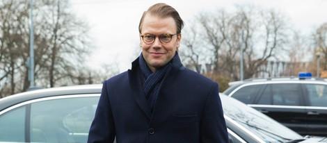 El Príncipe Daniel de Suecia