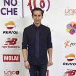 Jorge Ruiz, vocalista de Maldita Nerea, en el concierto 'La noche de Cadena 100'