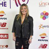 Amaia Montero en el concierto 'La noche de Cadena 100'