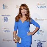 Jane Seymour en un evento benéfico celebrado en el casino Mirage de Las Vegas