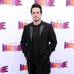 Casper Smart en el estreno de 'Home: hogar dulce hogar'
