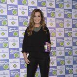 María José Campanario se suma a la dieta de la alcachofa